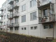 Oprava bytového domu v Hustopečích